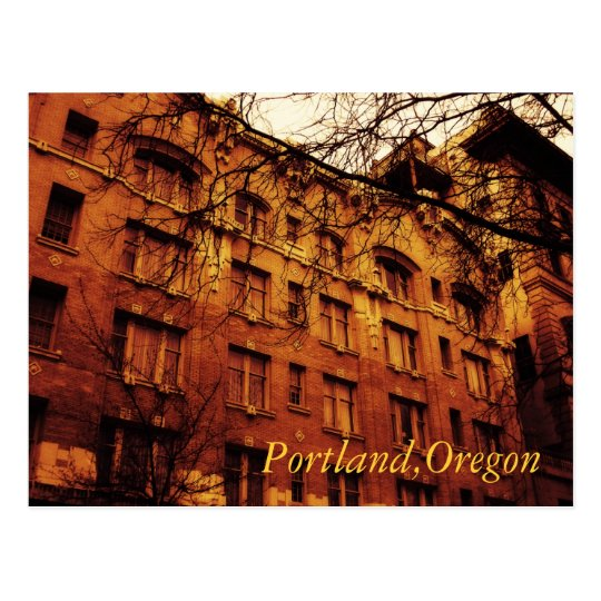 'Portland,Oregon' Postcard