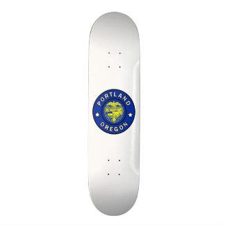 Portland Oregon Skate Deck