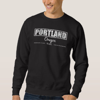 Portland Oregon Sweatshirt