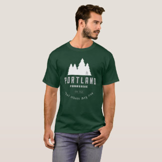 Portland Pararescue Men's Tee