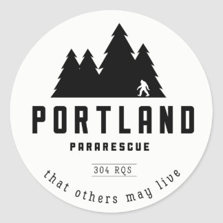 Portland Pararescue Stickers