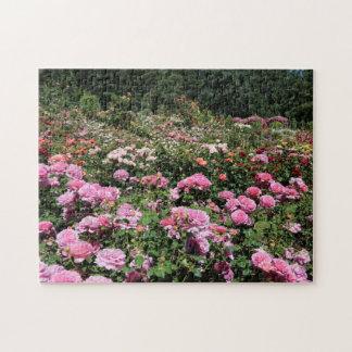 Portland Rose Garden Puzzle