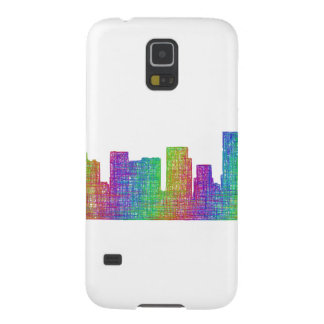 Portland skyline case for galaxy s5