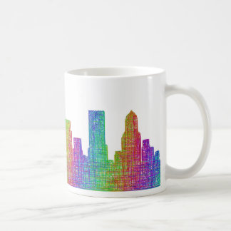 Portland skyline coffee mug