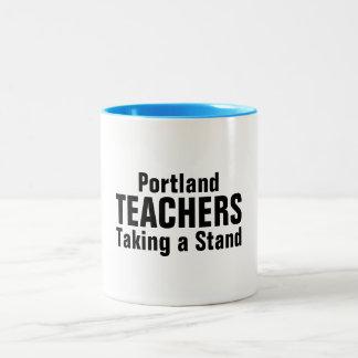 Portland Teachers Taking a Stand Mugs