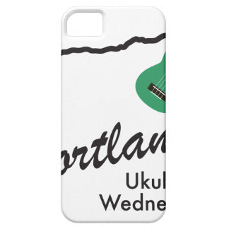 Portland Ukulele Wednesdays iPhone 5 Cover