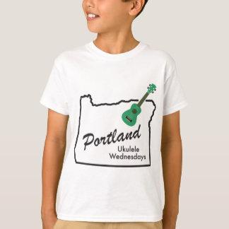Portland Ukulele Wednesdays T-Shirt