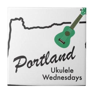 Portland Ukulele Wednesdays Tile
