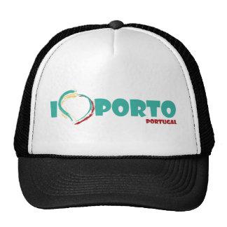 PORTO00006 TRUCKER HAT