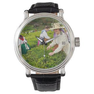 Porto Formoso tea gardens Wristwatch