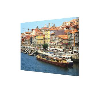Porto, Portugal Canvas Print