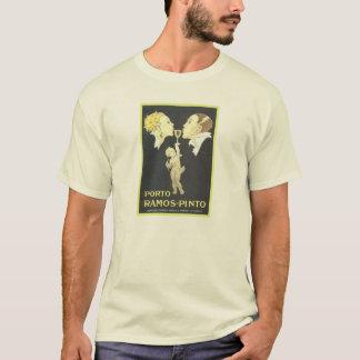 Porto Ramos Pinto Vintage Ad T-Shirt