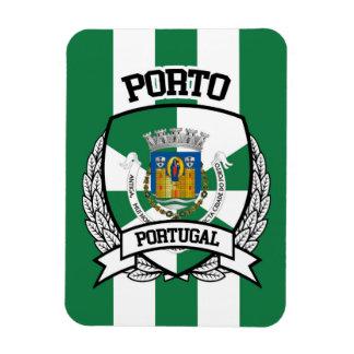 Porto Rectangular Photo Magnet