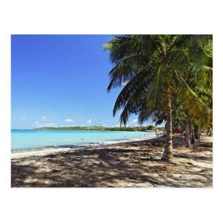 Porto Rico, Fajardo, île de Culebra, sept mers Cartes Postales