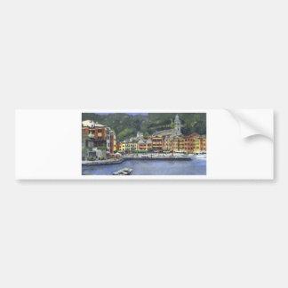 Portofino Bumper Sticker