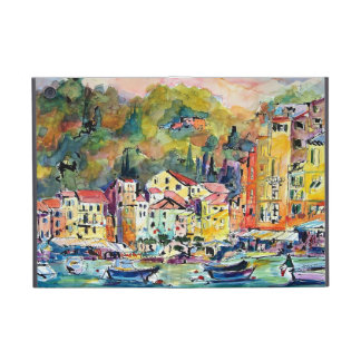 Portofino Italy iPad Mini Case with Kick