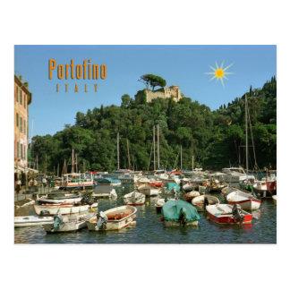 Portofino,Italy Postcard