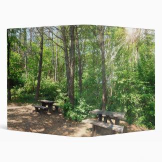 Portofino natural park vinyl binders