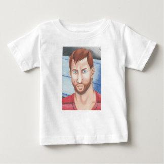 Portrait Baby T-Shirt