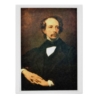 Portrait Benjamin Disraeli Print