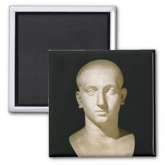 Portrait bust of Emperor Severus Alexander Magnet