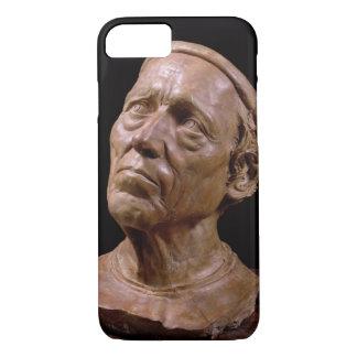 Portrait Bust of Girolamo Benivieni (wax) iPhone 7 Case