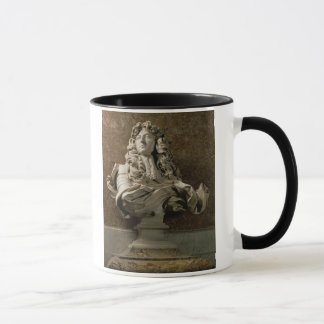 Portrait bust of Louis XIV (1638-1715), 1665, (mar Mug