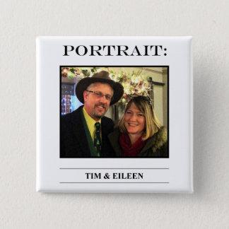 Portrait Button No. 4