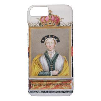 Portrait d'Anne de 1515-57) 4èmes reines de Cleves Coque iPhone 7