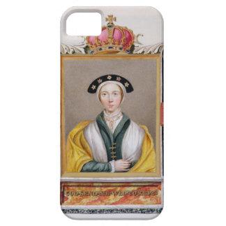 Portrait d'Anne de 1515-57) 4èmes reines de Cleves Coques iPhone 5