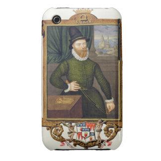 Portrait de 4ème comte de James Douglas Étuis iPhone 3
