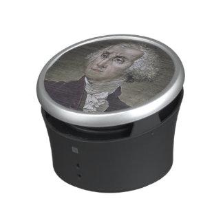 Portrait de George Washington, de 'Le Costume An Haut-parleur Bluetooth
