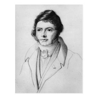 Portrait de Jean-Francois Champollion, 1830 Cartes Postales