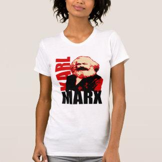 Portrait de Karl Marx - socialiste et communiste Tee-shirt