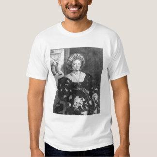 Portrait de Lucrezia Borgia Tshirt
