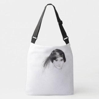 Portrait Helena Rubinstein Shoulder Tote Bag
