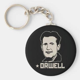 Portrait Keychain de George Orwell Porte-clefs
