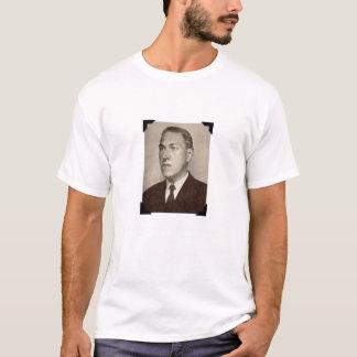 portrait,  Lovecraft was a prophet. T-Shirt