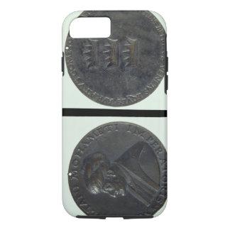 Portrait medal, obverse depicting Sultan Mehmed II iPhone 7 Case