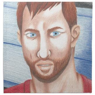 Portrait Napkin