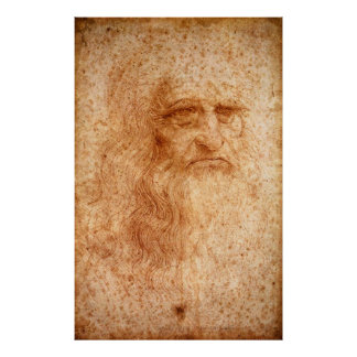Portrait Of A Bearded Man - Reproduction Poster