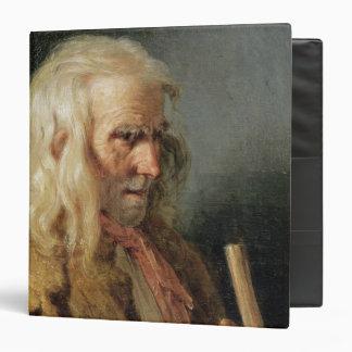 Portrait of a Breton Peasant, 1834 Binders