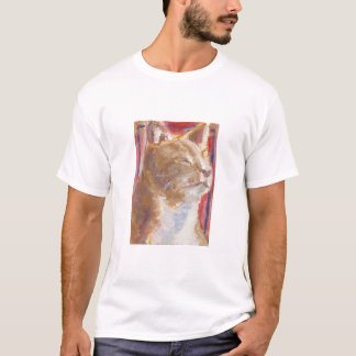 Portrait of a Cat TSHIRT