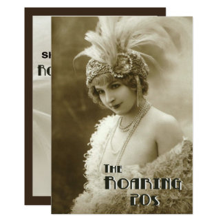 Portrait of a Dancer Card