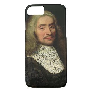 Portrait of a Gentleman (oil on canvas) iPhone 7 Case
