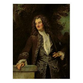 Portrait of a Gentleman, or Portrait of Jean Postcard