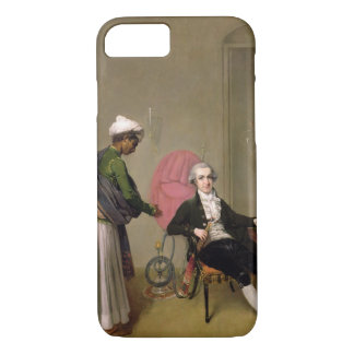Portrait of a Gentleman, possibly William Hickey, iPhone 7 Case