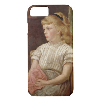 Portrait of a Girl, 1896 (oil on canvas) iPhone 7 Case