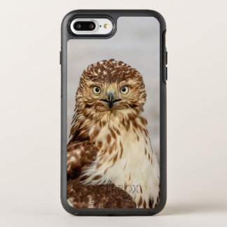 Portrait of a Hawk OtterBox Symmetry iPhone 8 Plus/7 Plus Case
