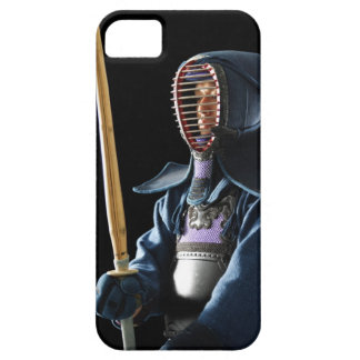 Portrait of a Kendo Fencer 2 Case For The iPhone 5